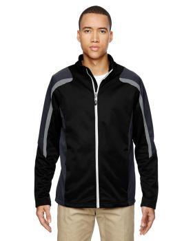 Ash City - North End 88201 Men's Strike Colorblock Fleece Jacket