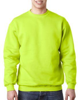 Bayside BA1102 Adult 80/20 Heavyweight Crewneck Sweatshirt