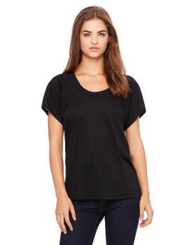 Bella Canvas B8801 Ladies' Flowy Raglan T-Shirt