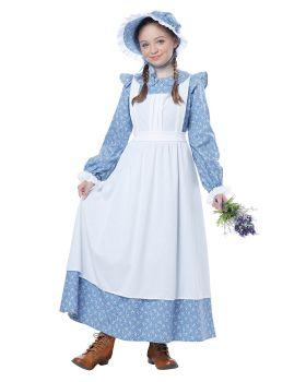 California Costumes 00480 Pioneer Girl Child Costume