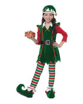 California Costumes 00604 Child Festive Elf Costume