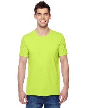 Fruit of the Loom SF45R Adult Sofspun Jersey Crew T-Shirt