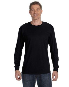 Gildan G540 Adult Cotton 5.3 oz Long-Sleeve T-Shirt