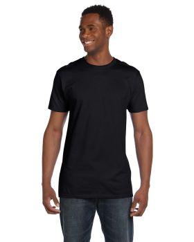 Hanes 4980 Adult Contemporary Ring Spun 4.5 oz Cotton Fit T-Shirt