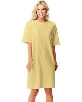 Hanes 5660 Ladies Soft Cotton WearAround T-Shirt