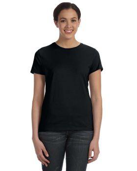 Hanes SL04 Ladies nano Ringspun Cotton Tee T-Shirt