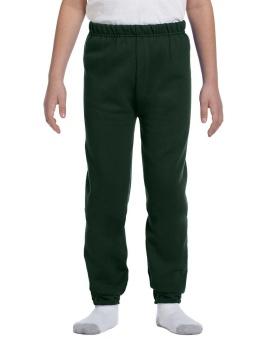 Jerzees 973B Youth NuBlend Fleece Sweatpants Cotton Polyester