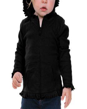 Kavio I1P0595 Infant Sunflower Long Sleeve Zip Hoodie