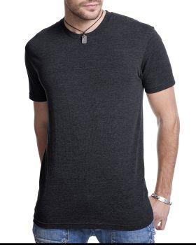 Next Level 6010 Men's Sideseamed Triblend 4.3 oz Crewneck t-Shirt
